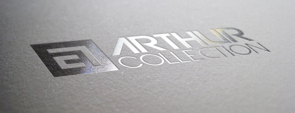 Arthur Collection Logo and Branding